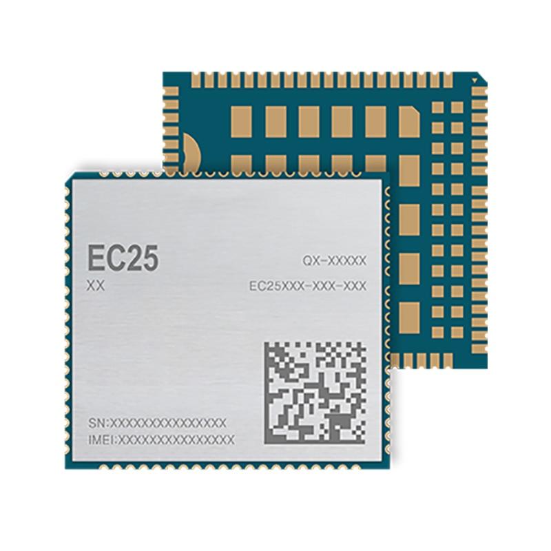EC25 EC25-E Smt Type CAT4 Module 4G FDD-LTE/TDD-LTD B1/B3/B5/B7/B8/B20/B38/B40/B41 For Europe EMEA/South Korea/Thailand/India