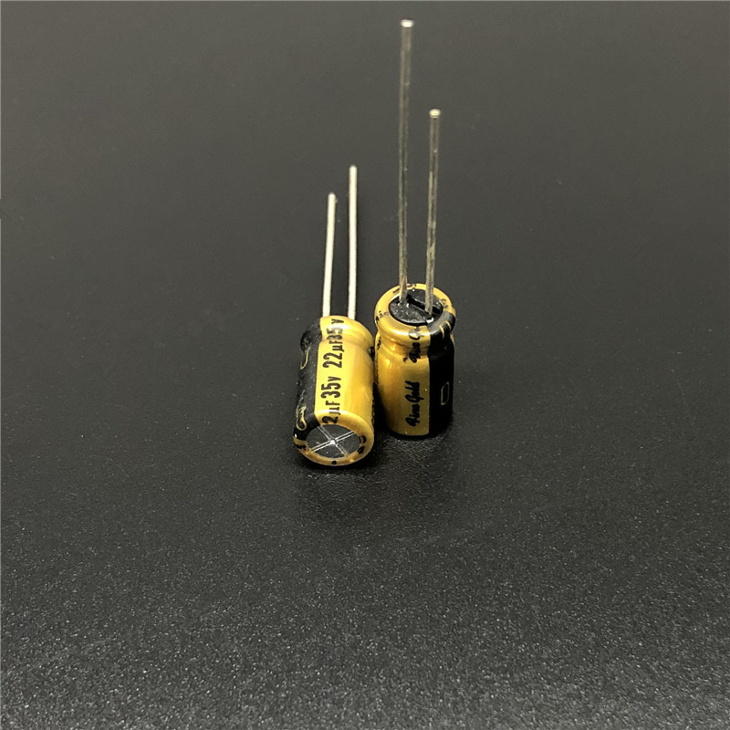 10pcs//50pcs 330UF 63V 10X20mm Nichicon FW 63V330uF High Grade Audio Capacitor