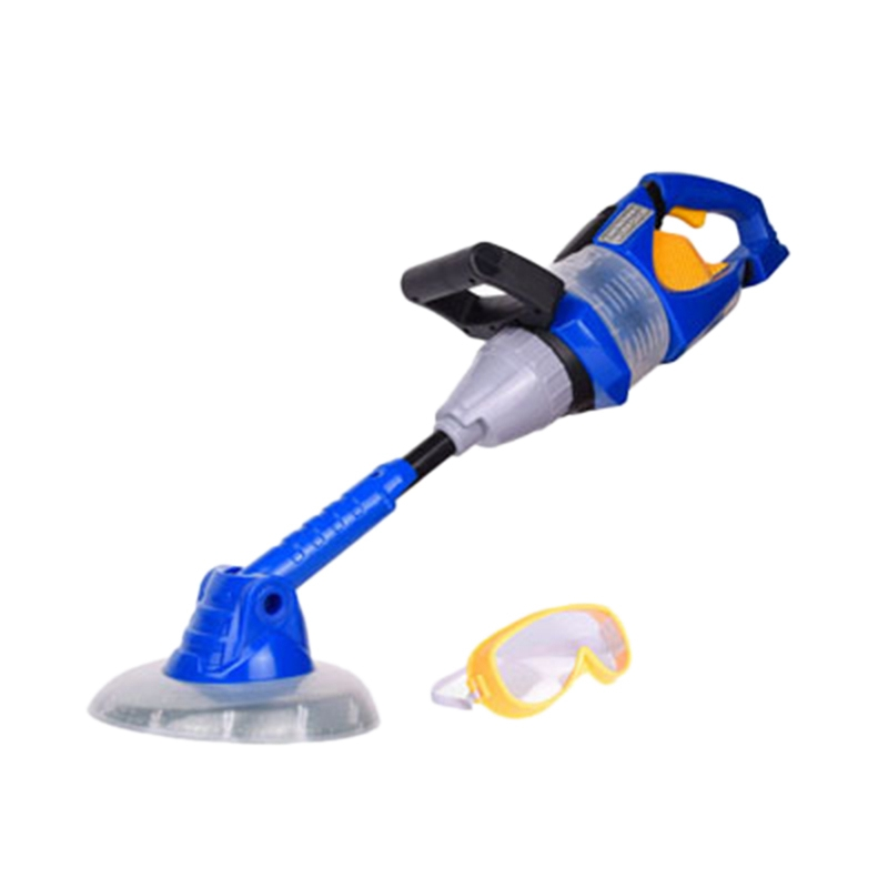 Electric Model Weeder Toy Simulation Children's Lawn Mower Tool Kids Leaf Blower Toy