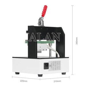 Image 5 - OM H3 لوحة تحكم شاملة في التلفزيون الإل سي دي الإطار إزالة آلة للهاتف Lcd التدفئة التحكم في درجة الحرارة الإطار منفصلة