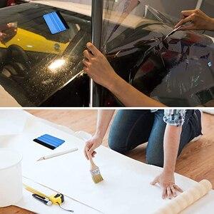 Image 2 - Janela matiz ferramentas folha de carbono do carro vinil envoltório filme rodo ferramenta kit motor adesivo e decalques embrulho raspador conjunto