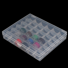 Storage-Box Tools Sewing-Accessories Empty-Bobbins Plastic for Home