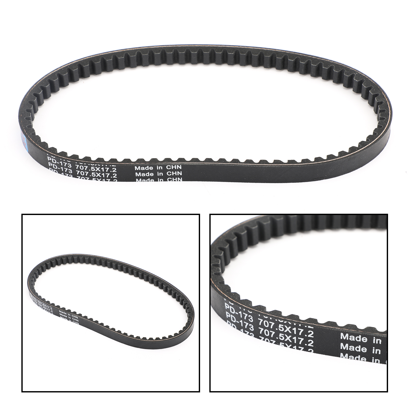 Drive belt for Polaris Sportsman90 2310018S-000 0453455 Predator50 Outlaw50 90