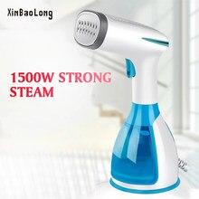 XinBaoLong – défroisseur vapeur pour vêtements, 1500W, Mini fer à vapeur Vertical Portable pour le repassage, 280ml