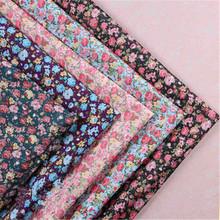Multicolor rose fabric handbags shoes caps sleeves fabrics printing tablecloths pillowcase curtains handmade thick fabric
