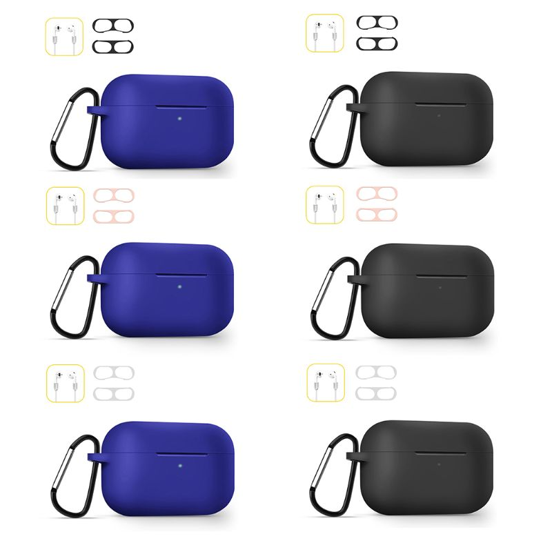metal-film-sticker-protective-case-anti-lost-rope-with-carabiner-for-airpods-pro