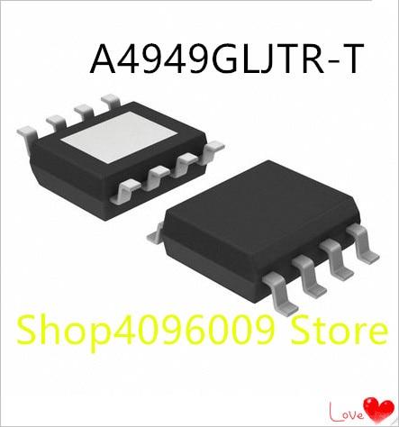 NEW 10PCS/LOT A4949GLJTR-T  A4949GLJTR A4949GLJT A4949 A4949GT HSOP-8
