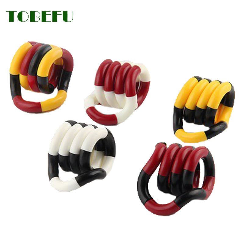 Fidget Toy Decompression-Toy Stress GXE Colorful Adult Kids Child Twist for Play Perfect img2