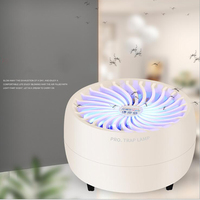 Household Bedroom USB Anti Mosquitoes Trap Killer Light Insect Fly Trap Repellents Outdoor Camping Mosquito Catch Lamp