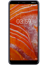 Перейти на Алиэкспресс и купить nokia phone 3.1 plus, blue color (blue), 32 gb of internal memory 3 gb ram, dual sim, screen 6 дюйм.du