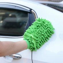 Wash-Gloves Megane Renault Car Home for Koleos Fluenec Latitude Sandero Kadjar Captur