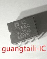 5 pces 10 pces ad736aq ad736aqz cdip8 conversor de baixa potência dc original novo|Peças p ar condicionado| |  -
