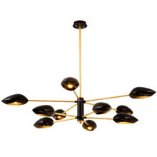 Современная роскошная Подвесная лампа паук подвесные светильники