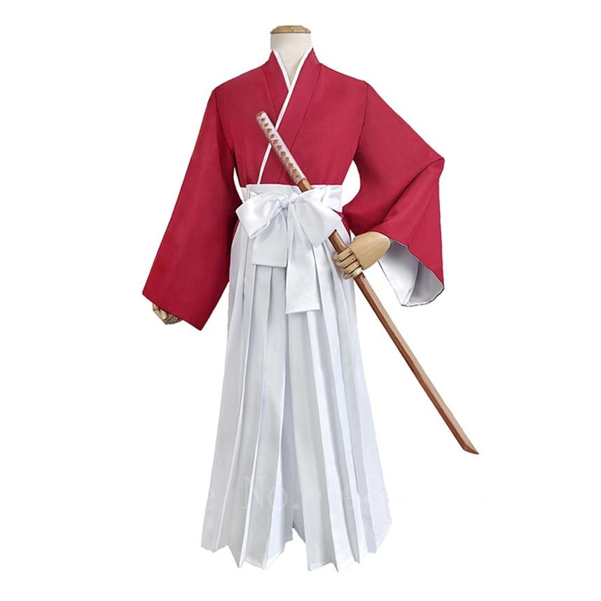 quimono festa de halloween fantasia samurai kendo