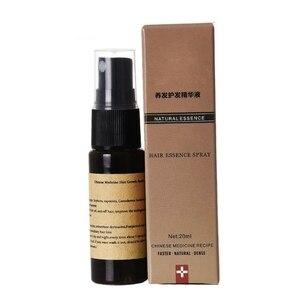 Adults Hair Essence Fast Hair Growth Anti Gray Hair Spray Loss Treatment Serum 20ml
