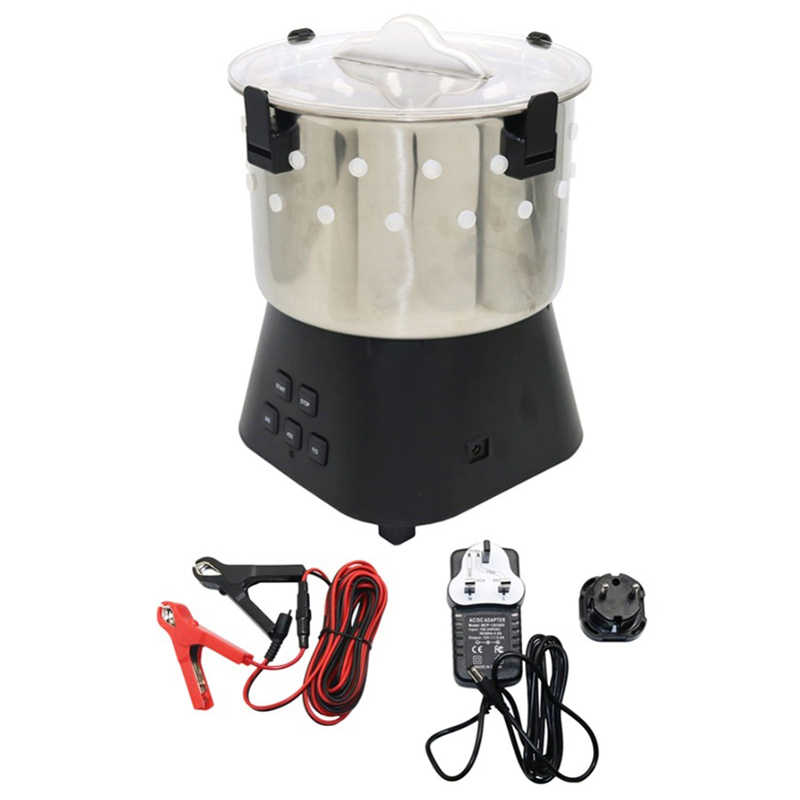 15W 0.3kg Pigeon Plucker Plucking Hair Removal Machine Poultry Quail Depilator