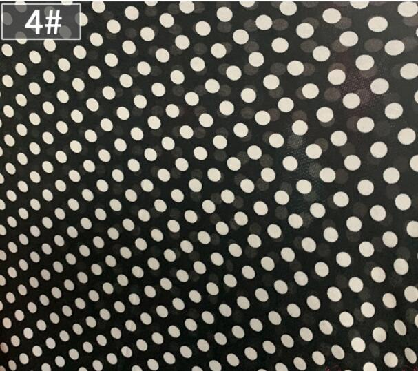 20style Thin stretch printed silk polyester fabric spandex crystal hemp dress Swimsuit Bottom T shirt textiles diy fabric C682 in Fabric from Home Garden