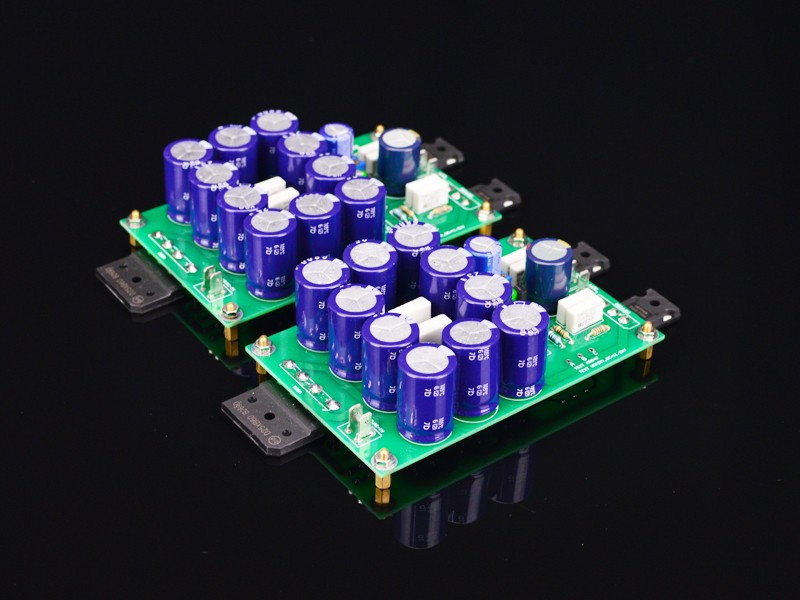 Hifi PA-05 Amp PASS ACA 5W Single-ended Class A FET + MOS Amplifier Board /kit / PCB 5W+5W