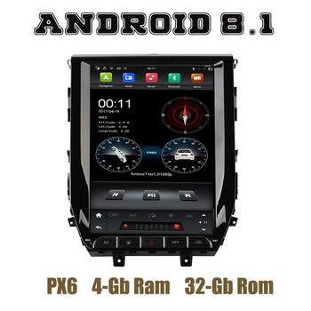 """12.1"""" IPS screen for toyota Land Cruiser LC200 2016 2017 2018 PX6 Tesla Style android 8.1 car radio gps player wifi usb 4+32G"""