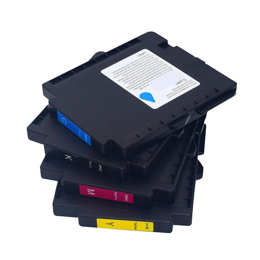 Para Ricoh GC31 Vazio Cartucho Compatível para Ricoh e2600 e3300 e3300n e3350n e5050n e5500 e5550n e7700 gx7500 Impressora