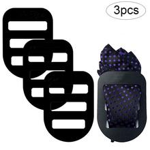 Handkerchief Support-Board 3PCS Suit Pocket Fixing-Plate Fixed
