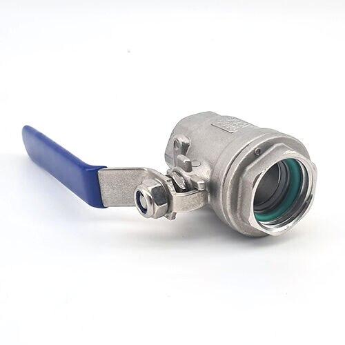 Шаровой кран PCO1881 x 3/4 дюйма BSP для сухих хоп-устройств для FermZilla