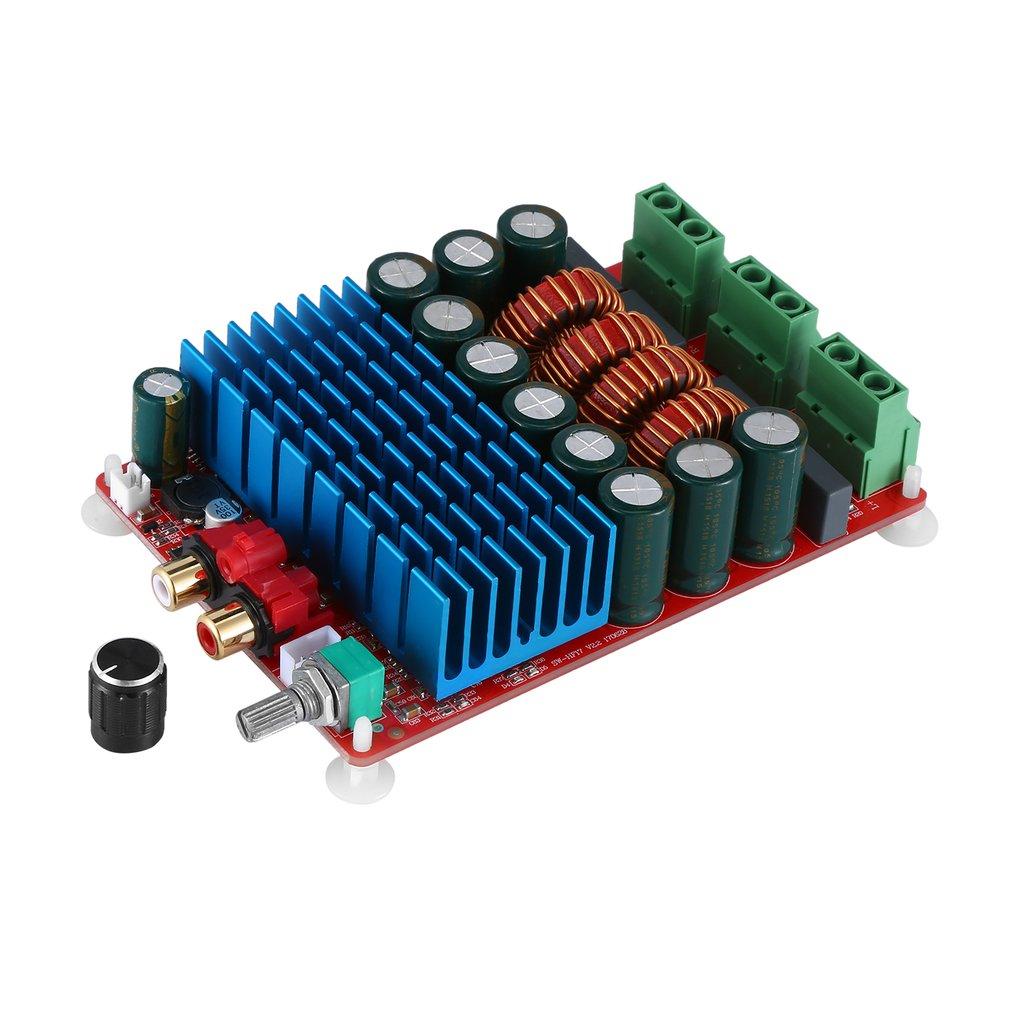 TAS5630 Stereo 2x300w High Power Hifi Digital Power Amplifier Board Fever High Fidelity Hf17 Durable