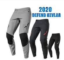 2020 defender raposa impertinente mtb pant passeio mountain bike pant motocicleta quente xc ciclismo pant