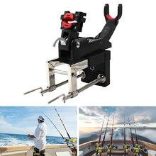 цены Fishing Support Rod Holder Bracket Kayaking Yacht Fishing Tackle Tool 360 Degrees Rotatable Rod Holder For Boat/Sea/Raft Fishing