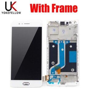 Image 2 - テスト液晶画面 oneplus 5 A5000 lcd ディスプレイ画面とフレーム