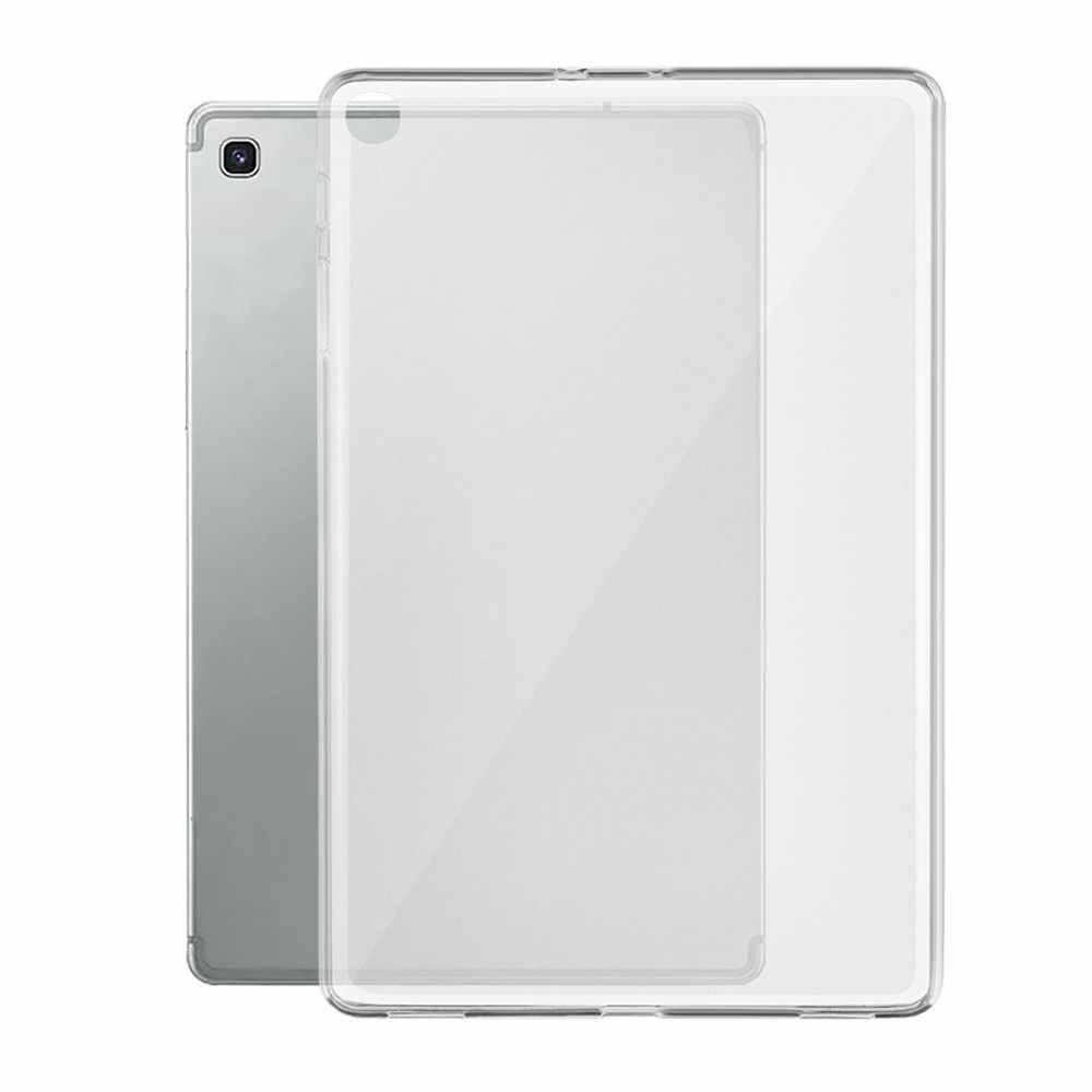 Untuk Samsung Galaxy Tab A 8 2019 8.0 SM-T290 T295 TPU Solf Shock-Proof Case Menutupi Tablet Case Hadiah tablet Shell Tahan Guncangan Case