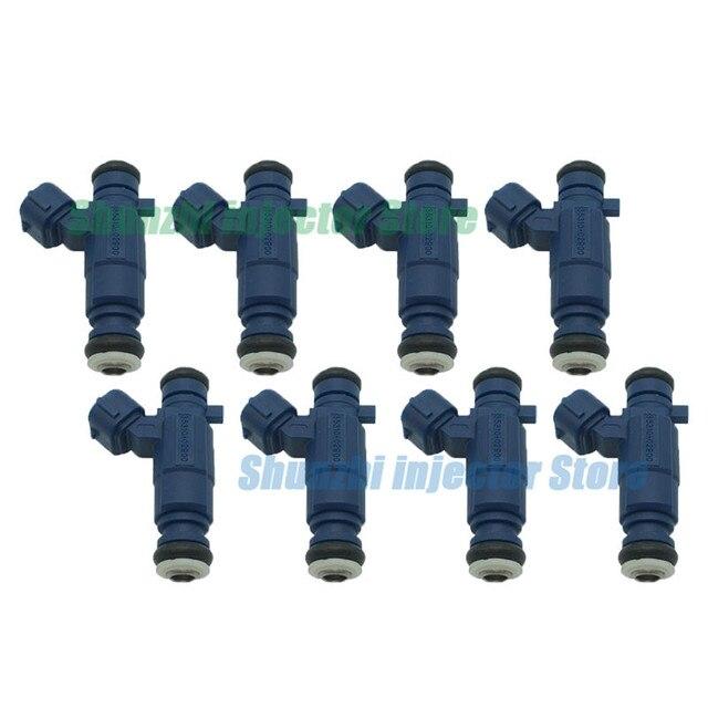 8 pièces buse dinjecteur de carburant pour hyundai i10 KIA PICANTO 1.1 OEM 9260930017 3531002900 35310-02900 35310 02900