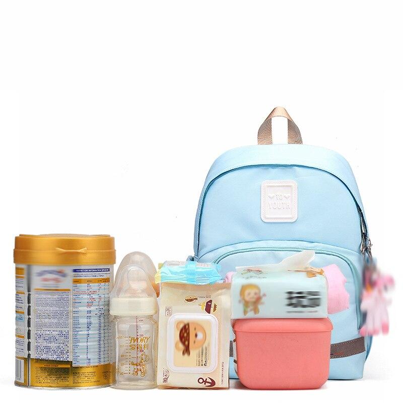 Multifunction Baby Diaper Bag Waterproof Mommy Handbag Large Capacity Maternity Backpack Baby Care Stroller Bag Nappy Bag Travel