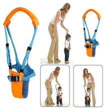 Jumper Walker Harness-Belt Strap One-Hand-Assistant Toddler with Y8S1 Operate Infant