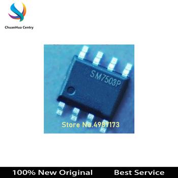 20 sztuk SM7503P SOP8 100 nowy SM7503P oryginalny w magazynie większy rabat na większą ilość tanie i dobre opinie Bateria Akcesoria