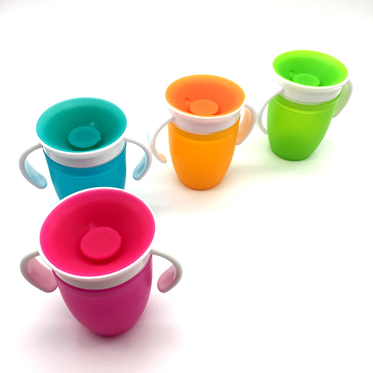 1pc-magic-cup-baby-learning-drinking-cup-360-degree-can-be-rotated-leakproof-child-water-cup-bottle-240ml
