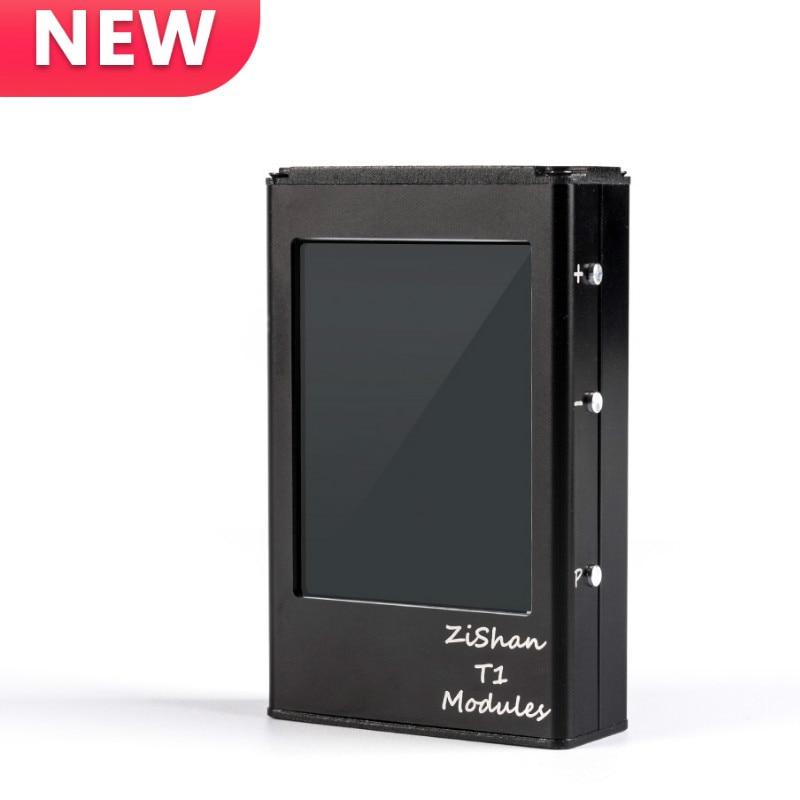 HiFi Protable MP3 Player New Zishan T1 Dual AK4493EQ DSD MP3 Player Professional Lossless Hard Solution Balanced Amplifier Z2 Z3