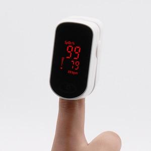 Image 3 - Medical Digital Pulse Oximeter LED Oximetro blood oxygen Heart Rate Monitor SpO2 Health Monitors Oximetro De Dedo