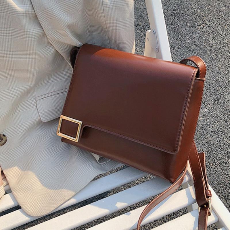 Качественная женская сумка из искусственной кожи дорожная мессенджер