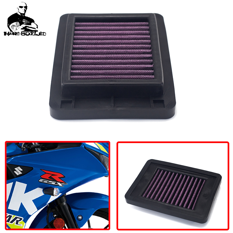 Air Filter For <font><b>SUZUKI</b></font> <font><b>GSXS125</b></font> GSXS150 GSX-S GSX S 125 150 2017 2018 Motorcycle Accessories Air Cleaner Intake Cleaner Filter image