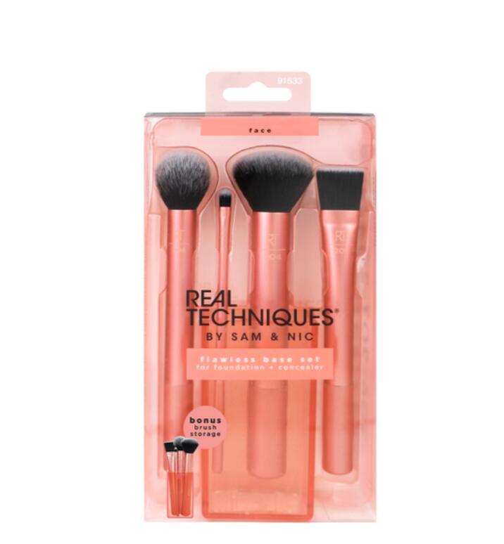 NEW Make up Brushs Maquillage Makeup Brushs Powder Loose Box Belt foundation brush Maquiagem brochas maquillaje