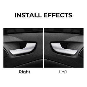 Image 5 - Car Interior Door Handle For Alfa Romeo Giulietta 156092167 156092165 Internal Handle 156092161 156092157 Front Left Right Side