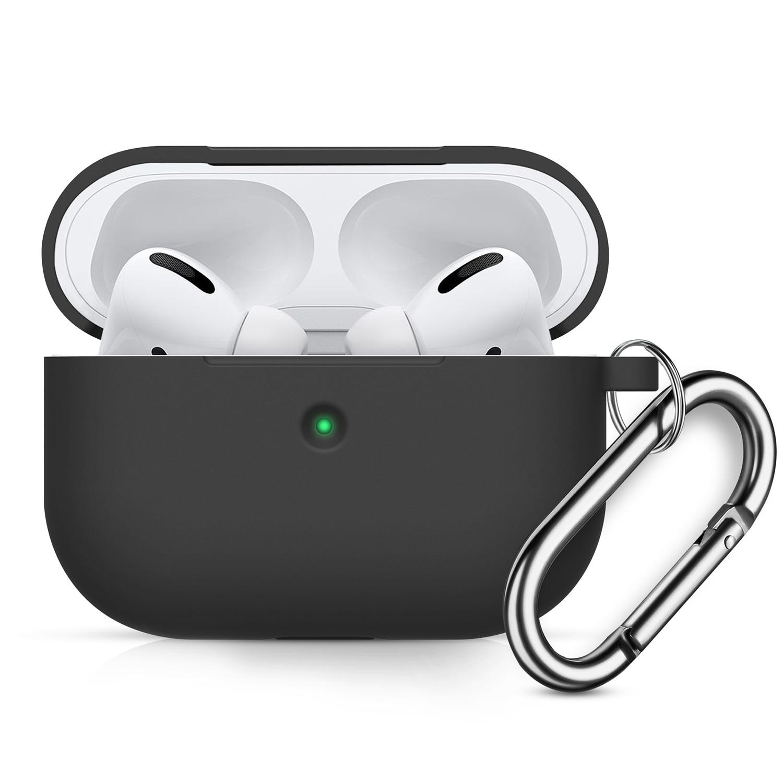 Liquid Soft Silicone Case für Airpods Pro Case Wireless Bluetooth - Tragbares Audio und Video - Foto 2