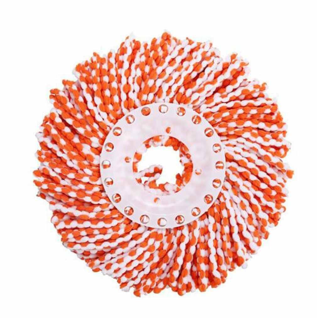 2018 praktische Design Einfach Magie Boden Mopp 360 Grad Eimer Ersetzen Mikrofaser Spin Ersetzen Rotierenden Mop Kopf