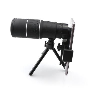 Przenośny lornetka 16X52 lornetka teleskopowa monokularowa 66 8000M lornetka z tworzywa sztucznego Outdoor Black Outdoor Sports Telescope tanie i dobre opinie CN (pochodzenie) Monocular Telescope HD Monocular Telescope Telescope Binoculars Monocular telescopio Portable binoculars