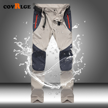 Tactical Waterproof Pants Men Cargo Spring Summer Quick Dry Trousers Men's Outdoor Sports Trekking Camping Fishing Pants MKY005 daiwa windproof fishing pants men fishing trousers outdoor riding hiking camping waterproof breathable quick dry fishing clothes