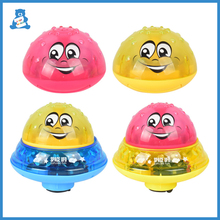 Sprinkler-Ball Light Bath-Toys Funny Baby Swimming Kids Music for Led-Flashing Electric-Induction