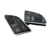 OEM Многофункциональное рулевое колесо MFSW кнопка переключения поддержка весло переключения для AUDI A3 S3 Q3