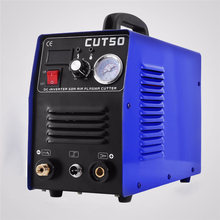 CUT50 220V 50A Plasma Cutter Plasma Cutting Machine dengan PT31 Cutting Torch Pengelasan Aksesoris(China)