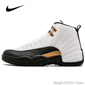 Kadın Sneakers Nike Air Jordan 12 Retro çin Yeni Yıl Erkek ürdün Ayakkabı Basketbol Ayakkabıları Yüksek Top Jordan Ayakkabı 881427-122